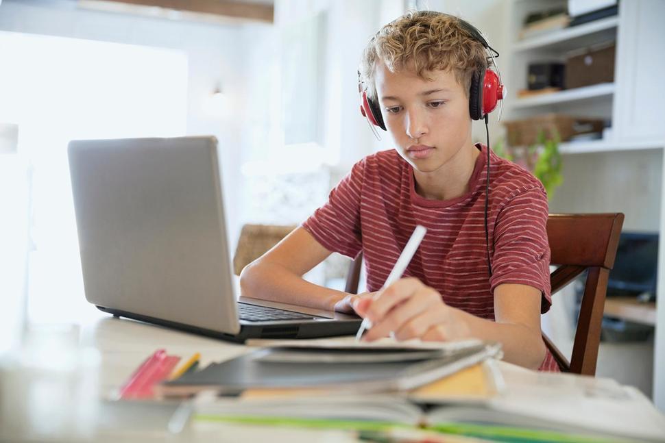 درس خواندن به صورت آنلاین