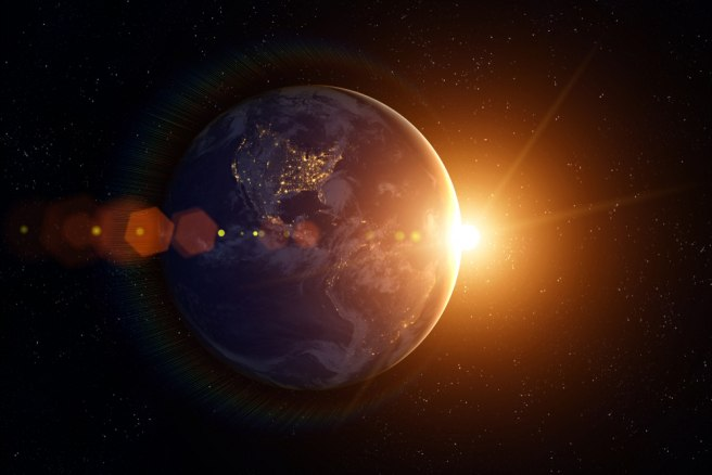 درباره خورشید