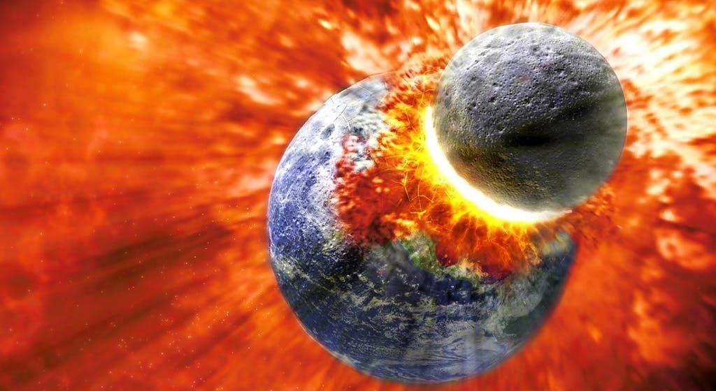 زمین چرا و چطور آبی شد