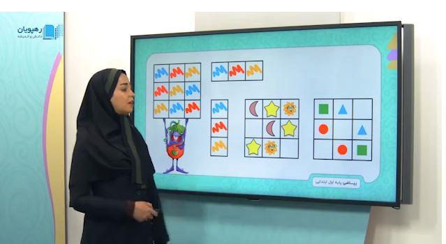آموزش مفهومی ریاضی اول دبستان رهپویان