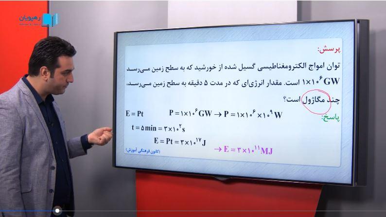 آموزش مفهومی فیزیک دوازدهم