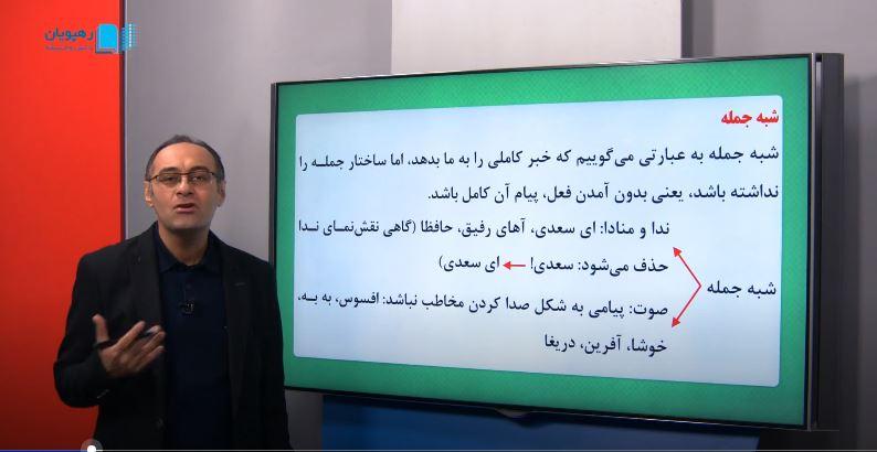آموزش جامع ادبیات فارسی کنکور