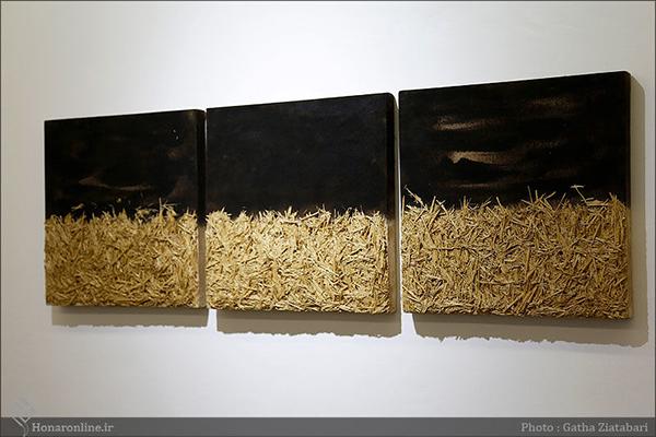 آشنایی با مارکو گریگوریان نقاش خاک و کاهگل