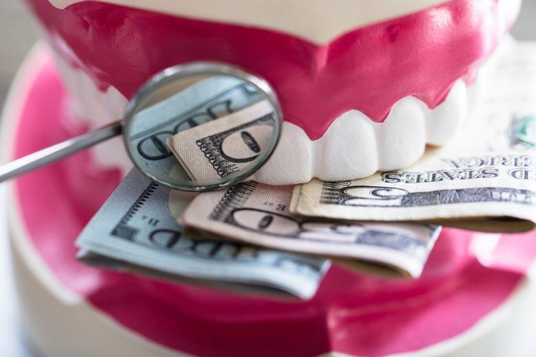 درامد رشته دندانپزشکی